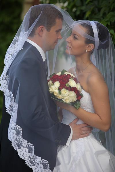 Свадебная фотосессия Алексея и Ольги в Волгограде