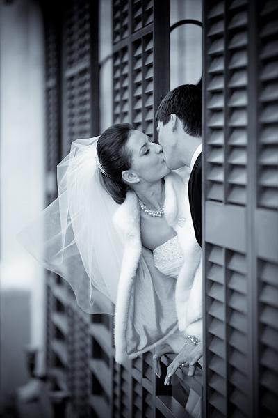 Свадебная фотосессия Николая и Инны
