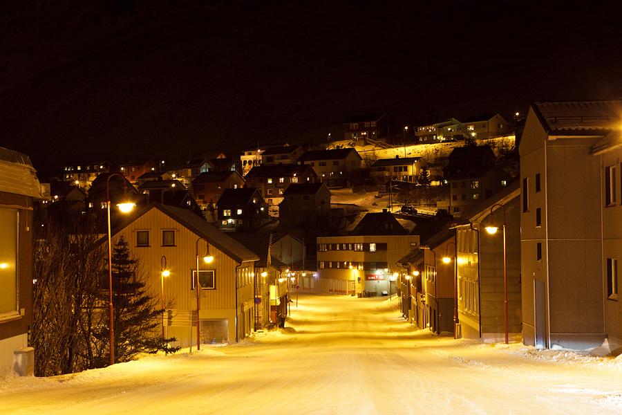 Road to Nordkapp