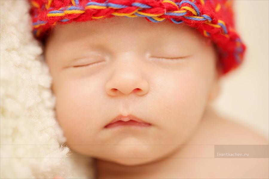 фотограф новорожденных в Волгограде