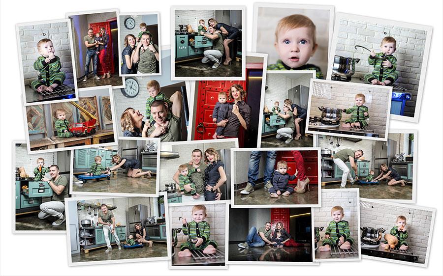 лучшие детские и семейные фото