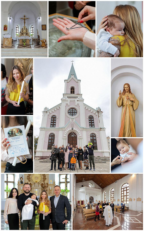 фотограф на крещение в Волгограде, крестины в Приходе Св. Николая Римско-Католической церкви Волгоград, лучшие фото