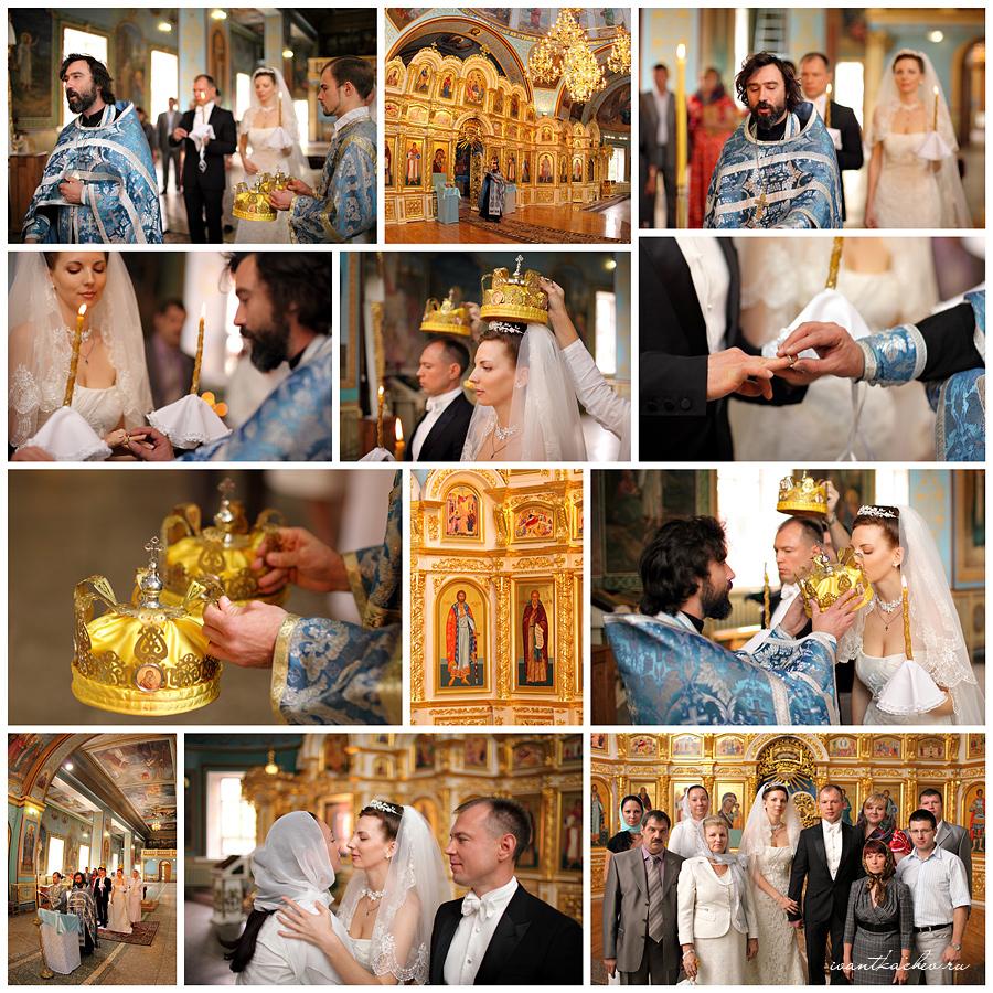 фотограф на Венчание в Волгограде, Венчание в